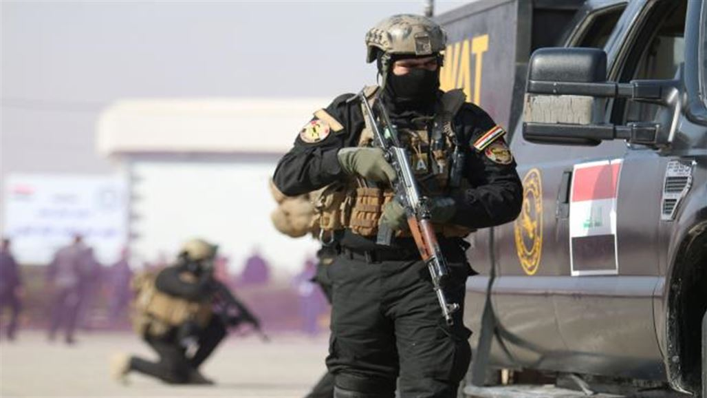 """The Iraqi forces carry out an airdrop on """"important targets"""" of ISIS in  Salah al-Din"""