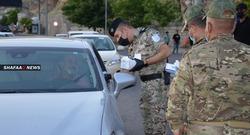 ١٢ حالة وفاة و٣٢٦ إصابة بفيروس كورونا في كوردستان خلال ٢٤ ساعة