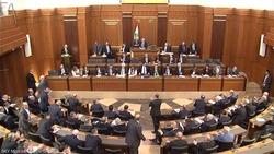 """حكومة """"حزب الله"""" تنال ثقة البرلمان اللبناني"""