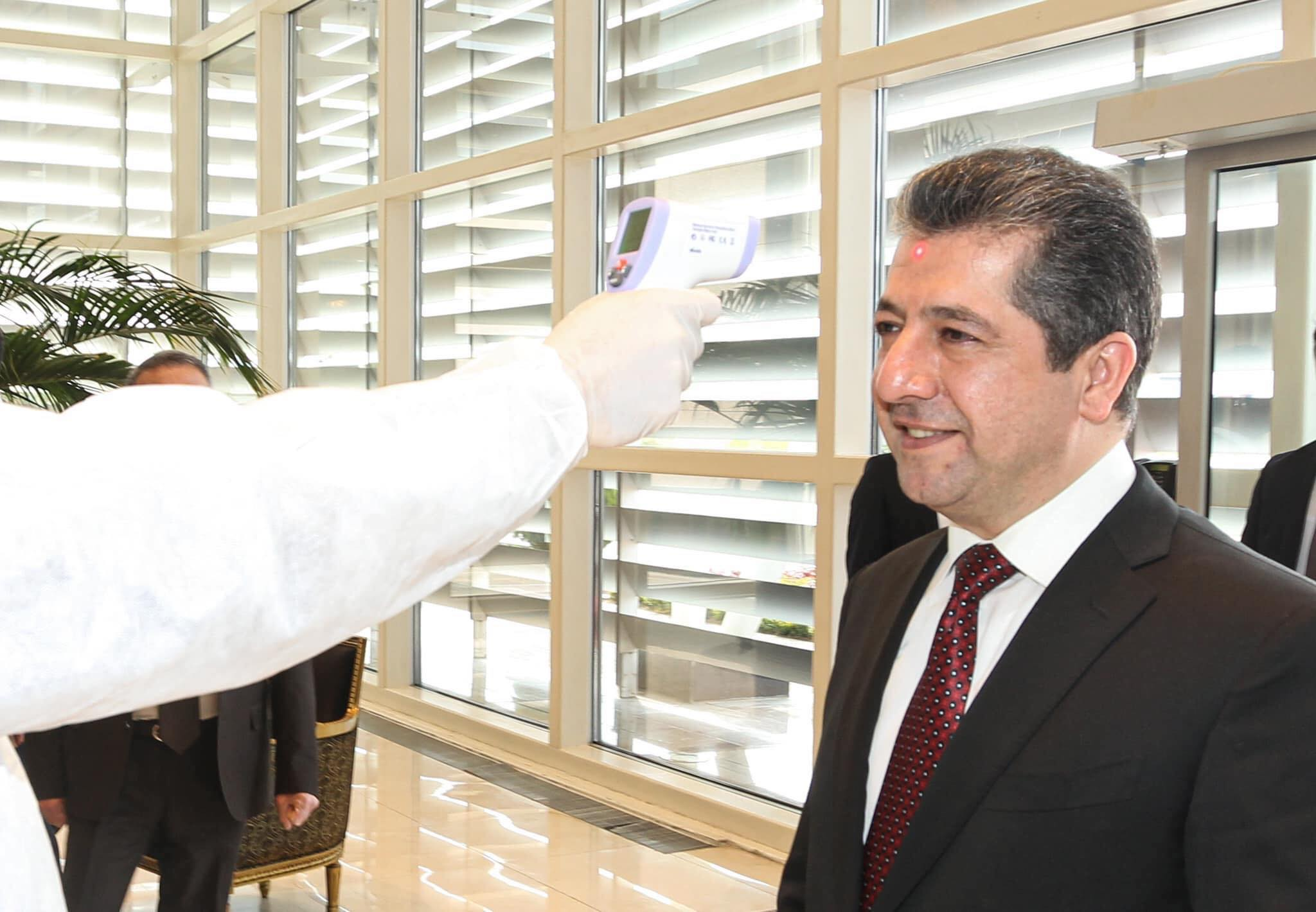 PM Barzani launches a hashtag to answer the citizens' questions