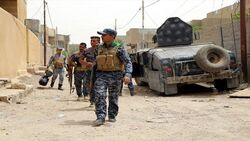 العمليات المشتركة تنفي انزالا جويا قرب الحدود العراقية السعودية