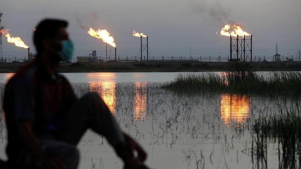 ارتفاع بأسعار النفط وسط مخاوف