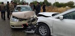 مصرع واصابة 37 شخصا بـ15 حادث سير في السليمانية