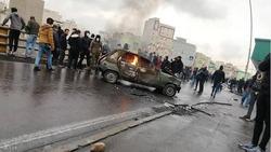 منظمة حقوقية: 143 قتيلا على الأقل في احتجاجات إيران