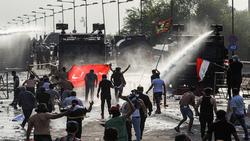 ارتفاع حصيلة ضحايا الاحتجاجات في ذي قار