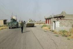 سقوط 6 ضحايا من الحشد بانفجار ناسفة شمالي صلاح الدين