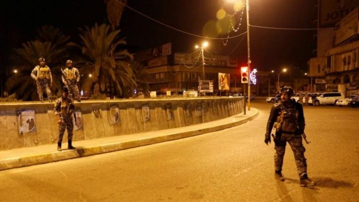 انفجار عبوة لاصقة بعجلة قرب محطة وقود الكيلاني ببغداد يتسبب بدوي كبير