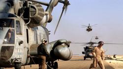 تلفزيون: أنباء عن وصول 500 آلية عسكرية أمريكية إلى قاعدة عين الأسد