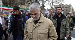 تخص العراق وسوريا.. صحيفة عبرية تتحدث عن رسالة اسرائيلية لسليماني