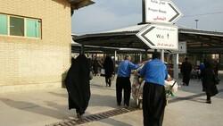 رغم الاصابات بكورونا.. استئناف العمل بمنفذ حدودي بين العراق وايران