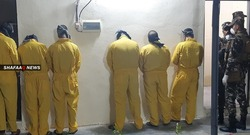 """الأمن يقبض على متاجرين """"خطيرين"""" بالمخدرات يمثلون عصابة في ديالى"""