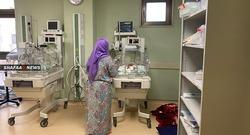 فيديو.. ذوو مصاب يحطمون أجهزة ومحتويات مركز صحي بديالى