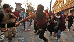 رسالة من الاتحاد الاوروبي للعراق بشأن قتل وخطف الناشطين