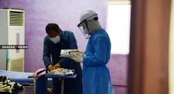 الصحة العراقية تتوقع ارتفاع معدل الاصابات بكورونا خلال الاسابيع المقبلة