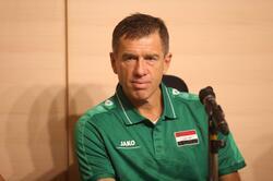 """كاتانيتش ينهي عقده مع العراق ويشكوه لدى """"فيفا"""""""