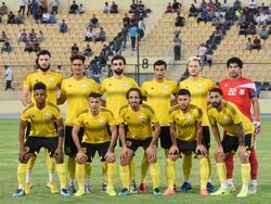 تعادل اربيل مع النجف بدوري الكرة العراقي