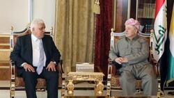 بارزاني والفياض يبحثان تشكيل الحكومة العراقية الجديدة وتهديدات داعش