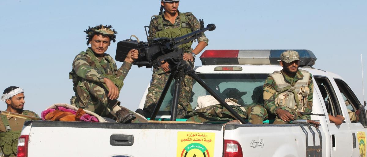 مقتل واصابة 3 عناصر من الحشد قرب بغداد بهجوم هو الثالث من نوعه خلال ساعات