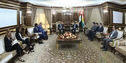 مسرور بارزاني يبلغ امريكا تقديم مقترحات لبغداد لحل الخلافات مع بغداد