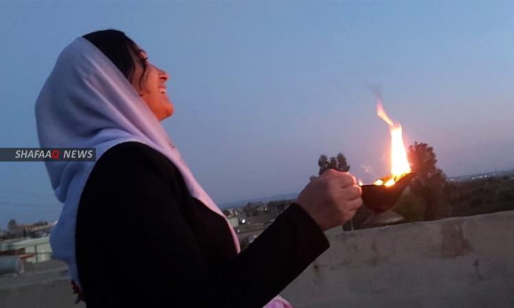 """كورونا يغيّب طقوس """"لالش"""" في رأس السنة الايزيدية (صور)"""