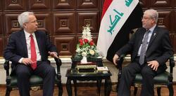 """حداد والقنصل البريطاني يبحثان """"حلحلة المشاكل"""" بين بغداد وأربيل"""