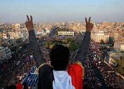 """ساحة التحرير.. """"جمهورية صغيرة"""" في قلب بغداد"""