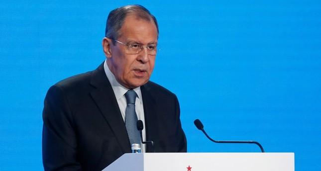 وزير الخارجية الروسي يصل إلى بغداد في زيارة تشمل اقليم كوردستان