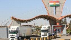 منافذ كوردستان تسجل إنتعاشاً بعد ركود لأشهر بسبب کورونا