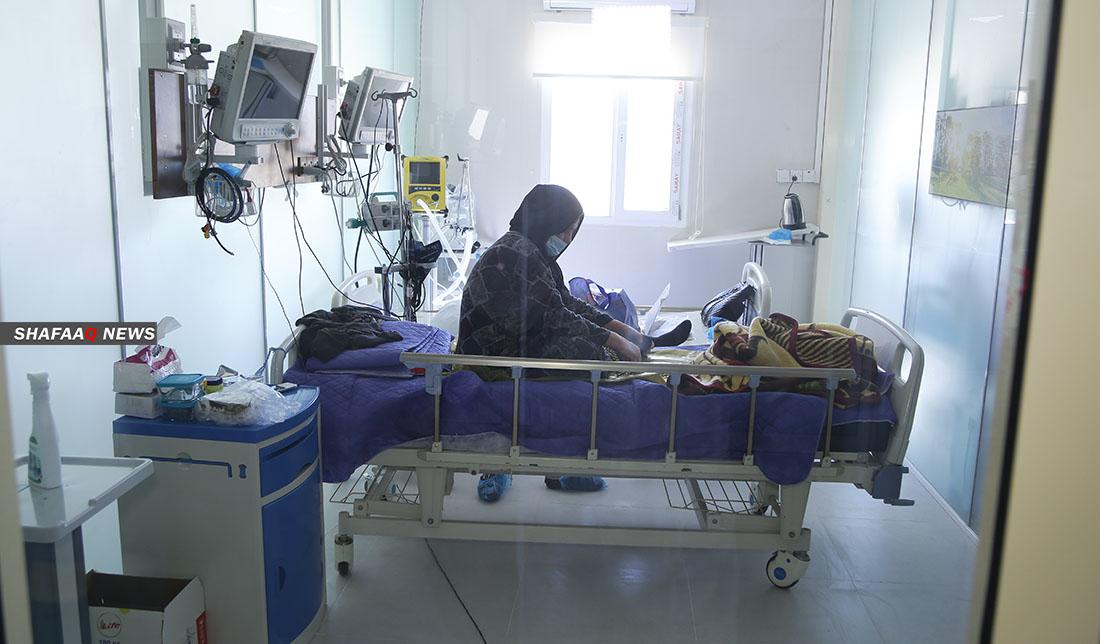 السليمانية تسجل ثلاث حالات وفاة جديدة بكورونا