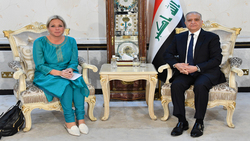 Iraq asks for UN support in four areas