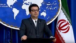 ايران ترد بشدة على دعم امريكا للاحتجاجات
