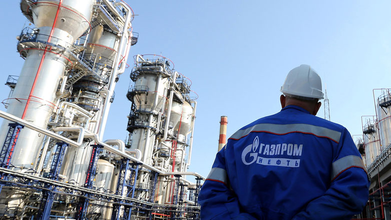 Russian giant expects stability in Iraq and resume development of an oil field