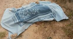 العثور على جثة شرطي مذبوح بسكين جنوبي كركوك