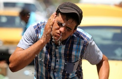 العراق على موعد مع انخفاض لدرجات الحرارة واجواء مثالية