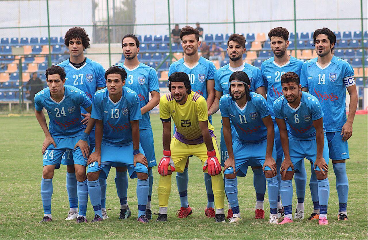 أربيل يخسر أمام امانة بغداد بدوري القدم العراقي