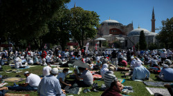 Hagia Sophia holds Muslim Friday prayers for the 1st time in 86 years