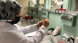 أكثر من 800 إصابة بفيروس كورونا كوردستان خلال يوم مع ارتفاع حالات الشفاء
