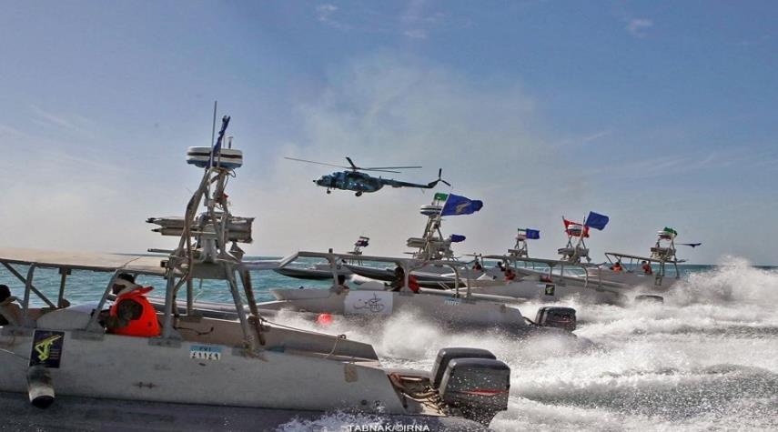 "IRGC launches the last phase of ""Al-Nabi Al-Aazam"" exercises"