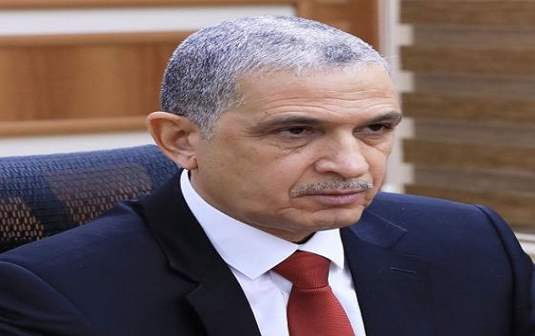 The Minister of interior arrives to Kurdistan