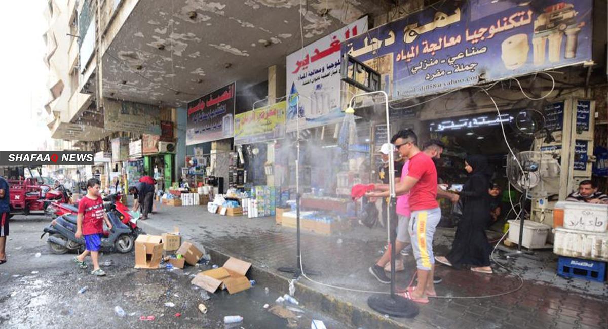 العراق يودع الأجواء اللاهبة بدءاً من يوم غد باستثناء هذه المناطق