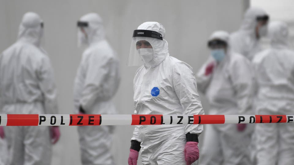 Europe Had 50% Excess Mortality at Outbreak Peak