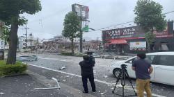 إصابات بانفجار قويّ بفوكوشيما اليابانية