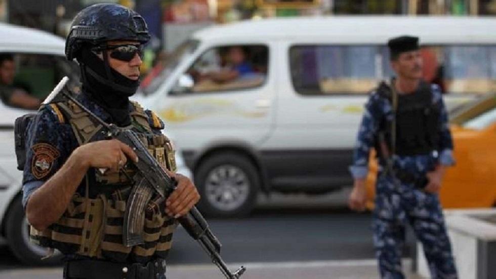 """الاطاحة باثنين من """"الارهابيين"""" الخطرين في  كركوك"""