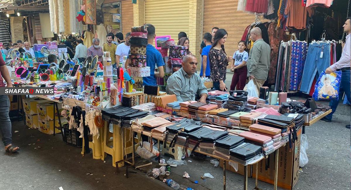 Al-Sulaymaniyah receives the Eid with empty markets