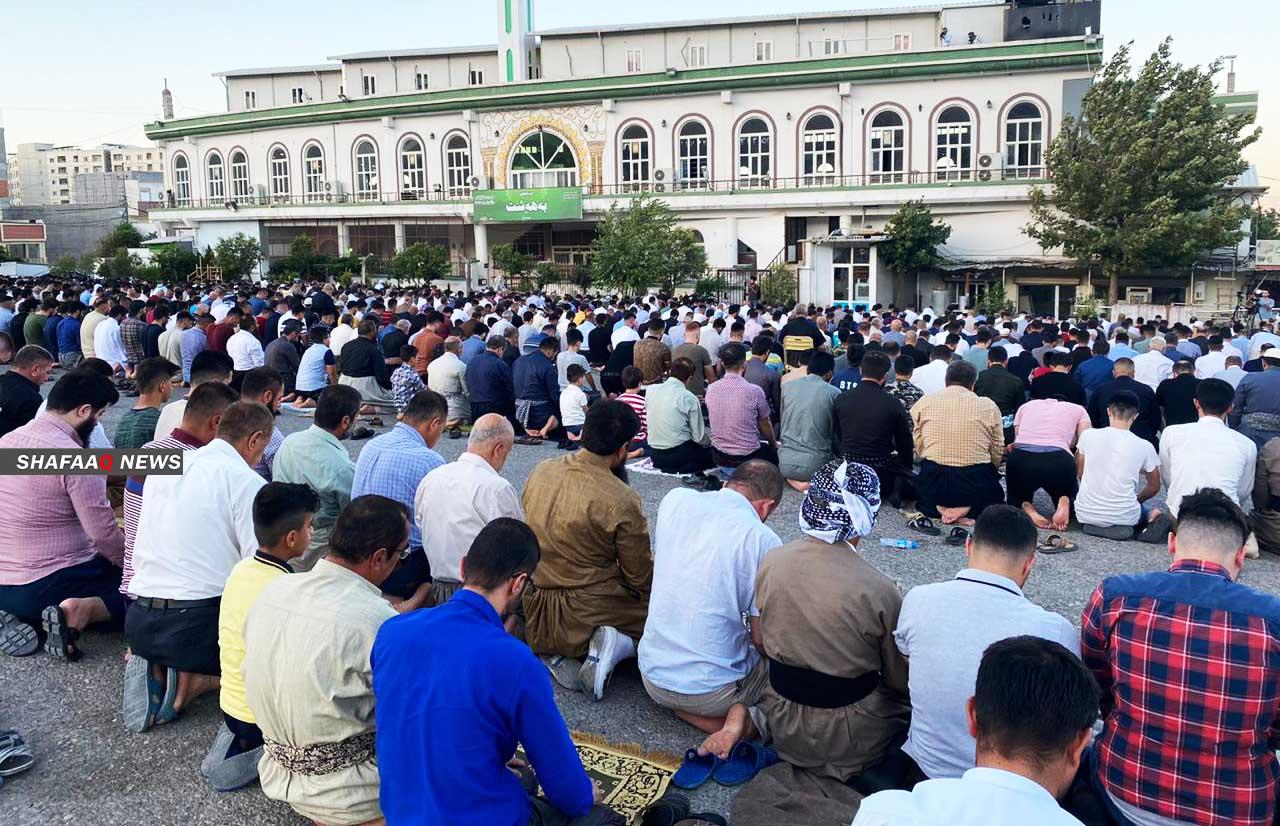Covid-19: Kurdistan closes all religious sites for ten days