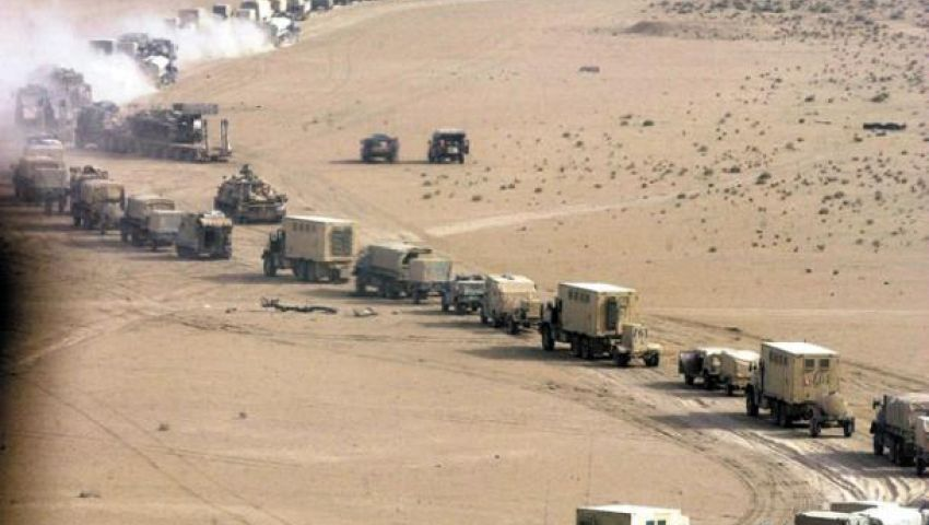 "The most important stations of ""Desert Storm"" ... 30 years since Saddam's invasion of Kuwait 1596361546918"