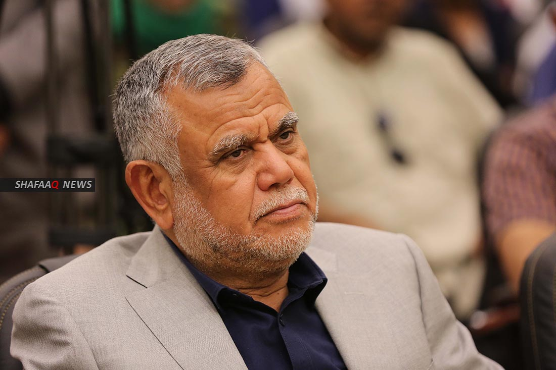 Al-Amiri proposes a new date for the early elections