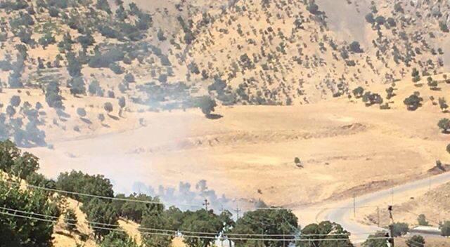 إيران تقصف مقر حزب كوردي في إقليم كوردستان