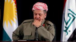 مسعود بارزاني يعرب عن حزنه الشديد برحيل نجم الدين كريم