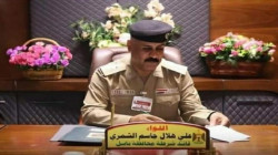 One week after assuming his position.. Babel's police chief contracted COVID-19